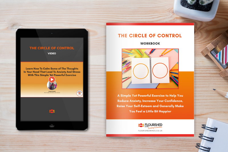 Circle of Control Workbook and Video Mockup-800